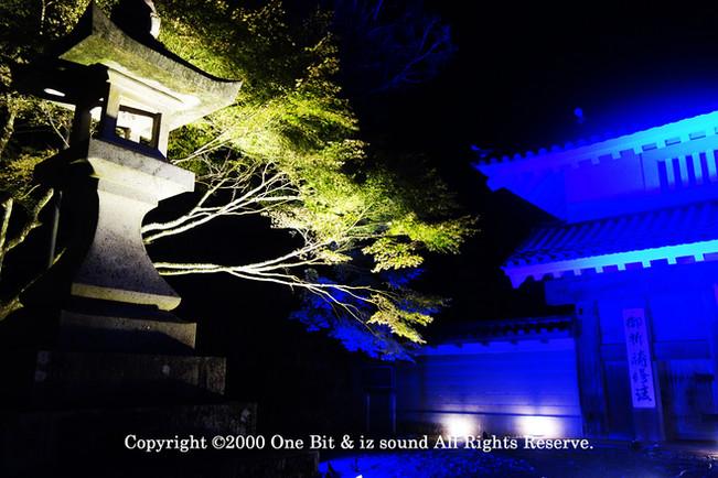 Temple Light-up DesignY9 KITA TOSHI