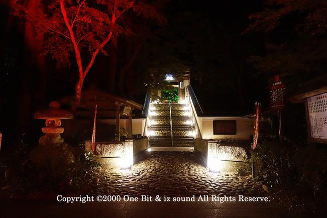 Temple Light-up DesignY6 KITA TOSHI