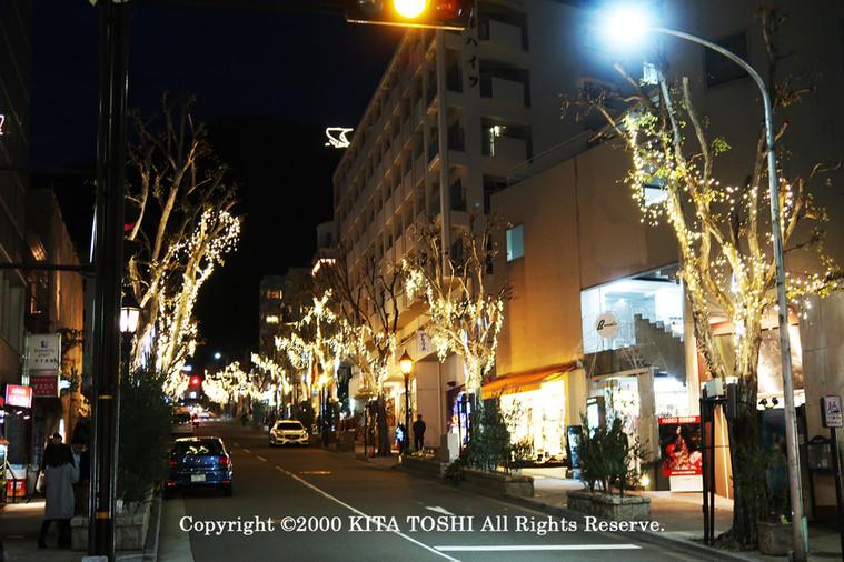 Illumination designer KITA TOSHI's design work 18-19Ki1 (lighting designer)