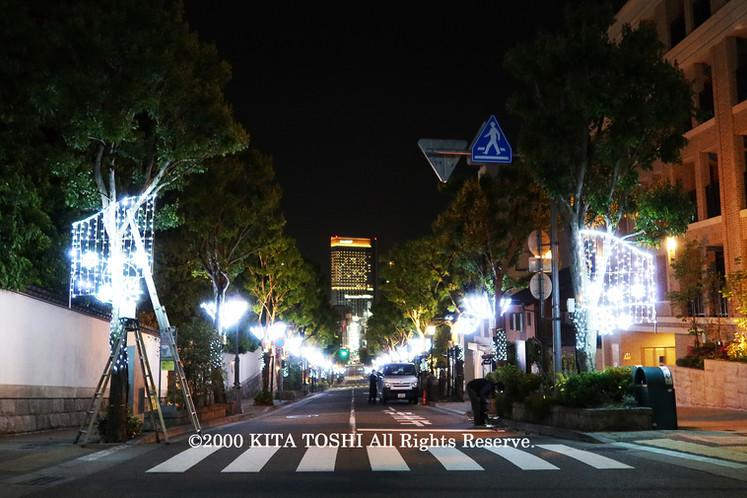Illumination designer KITA TOSHI's design work 21Ki5 (lighting designer)