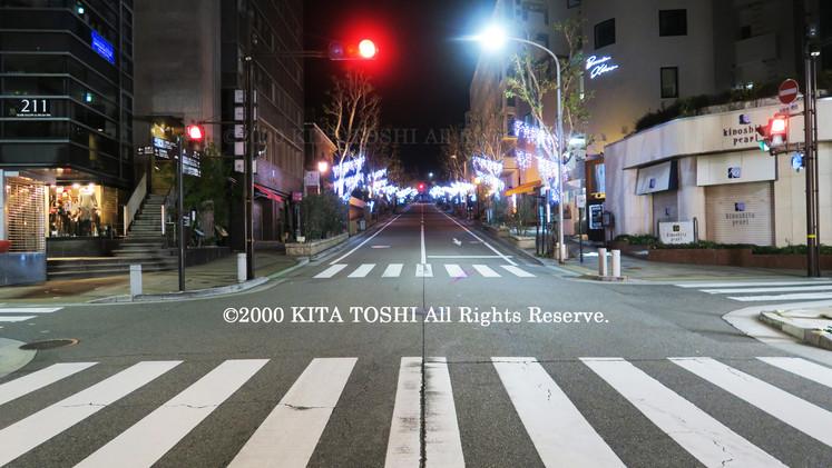Illumination designer KITA TOSHI's design work 20Ki6 (lighting designer)