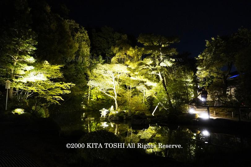 寺院ライトアップデザイナー作品Ci21-15 KITA TOSHI照明デザイナー