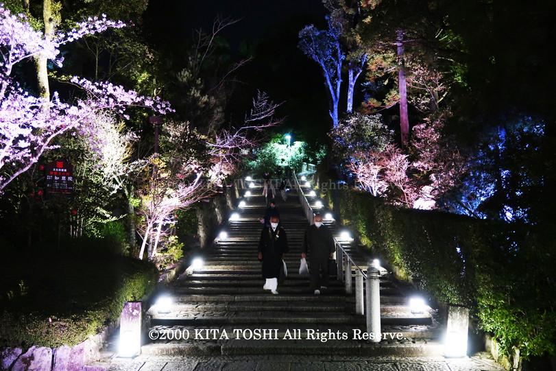 寺院ライトアップデザイナー作品Ci21-16 KITA TOSHI照明デザイナー