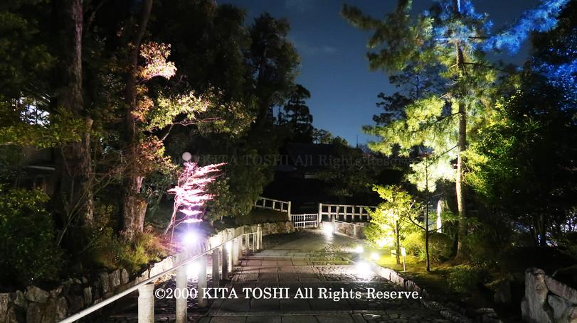 寺院ライトアップデザイナー作品Ci21-31 KITA TOSHI照明デザイナー