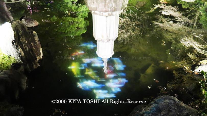 寺院ライトアップデザイナー作品Ci21-34 KITA TOSHI照明デザイナー