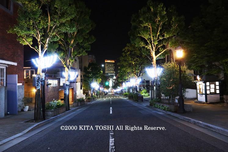 Illumination designer KITA TOSHI's design work 21Ki10 (lighting designer)