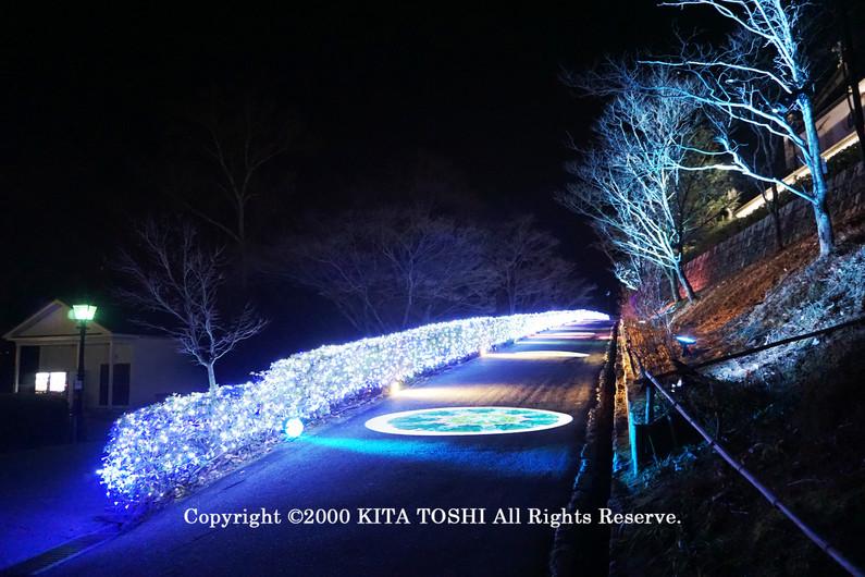 IlluminationsDesigner work MeiJ1 KITA TOSHI