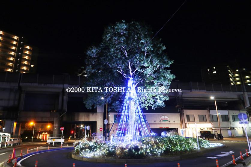 Illumination designer KITA TOSHI's work A-1 (lighting designer)
