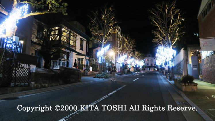 Illumination designer KITA TOSHI's design work 20Ki5 (lighting designer)