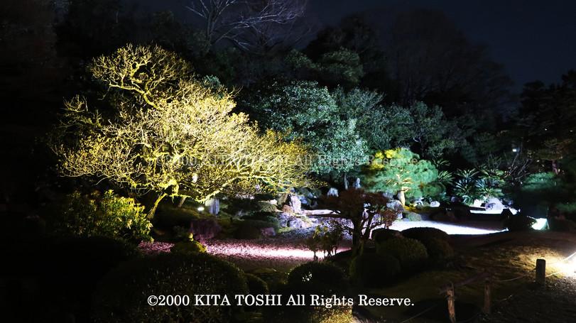 寺院ライトアップデザイナー作品Ci21-24 KITA TOSHI照明デザイナー