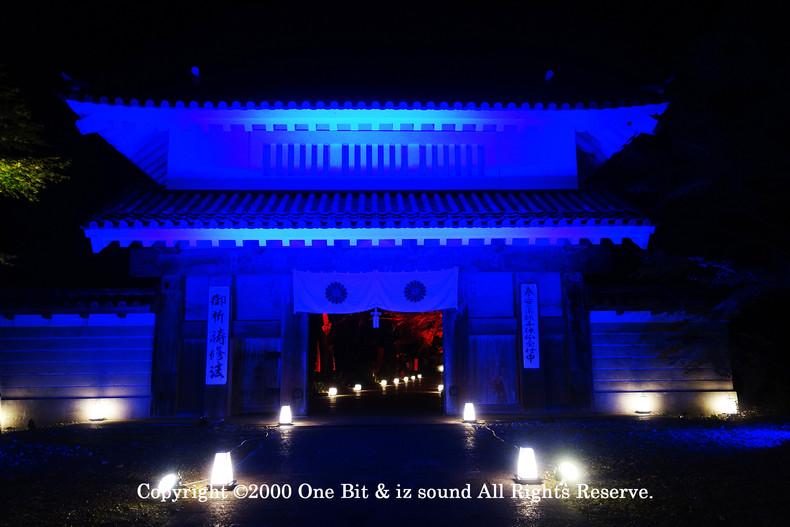 Temple Light-up DesignY2 KITA TOSHI
