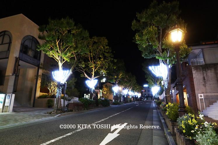 Illumination designer KITA TOSHI's design work 21Ki4 (lighting designer)