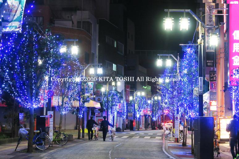 Illumination designer KITA TOSHI work KrS-8 (lighting designer)