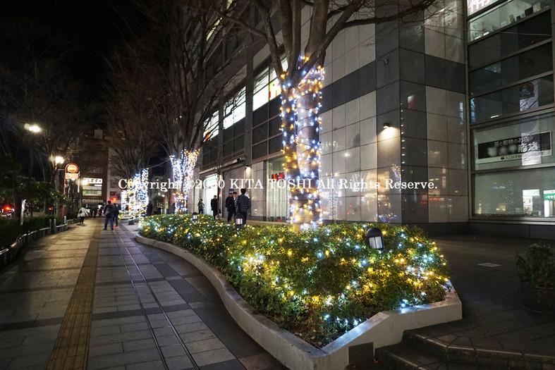 Illumination designer KITA TOSHI's design work (lighting designer)