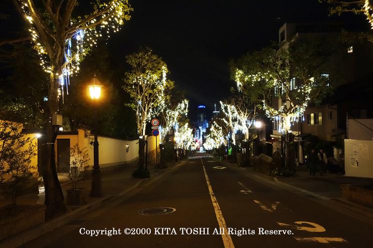 Illumination designer KITA TOSHI's design work 18-19Ki2 (lighting designer)
