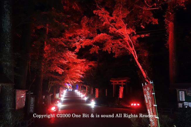 Temple Light-up DesignY13 KITA TOSHI