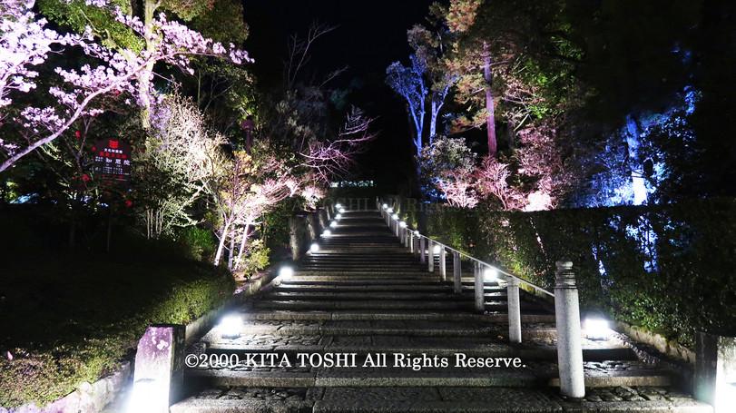 寺院ライトアップデザイナー作品Ci21-33 KITA TOSHI照明デザイナー