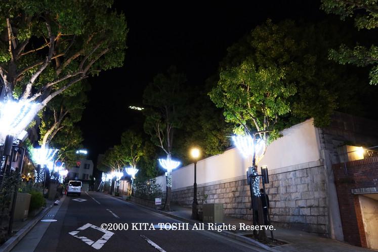 Illumination designer KITA TOSHI's design work 21Ki8 (lighting designer)