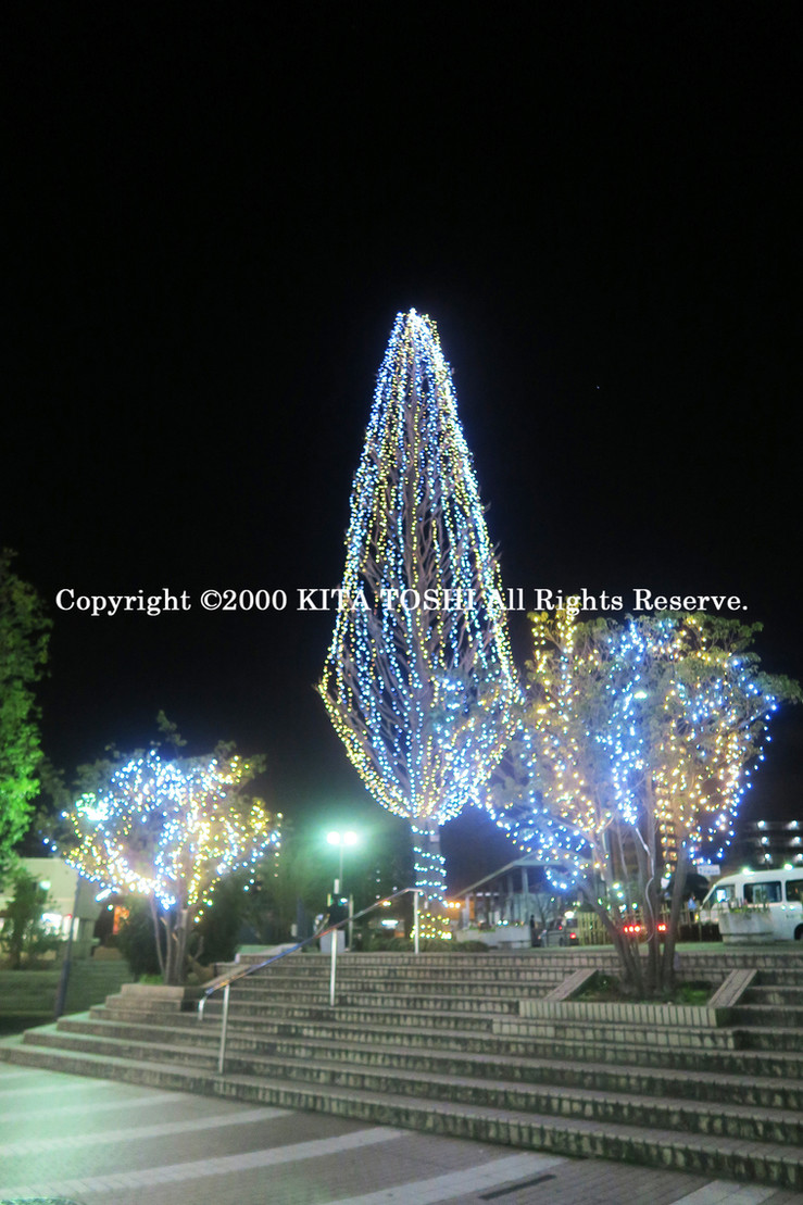 Illuminations designer work KaWg3 KITA TOSHI