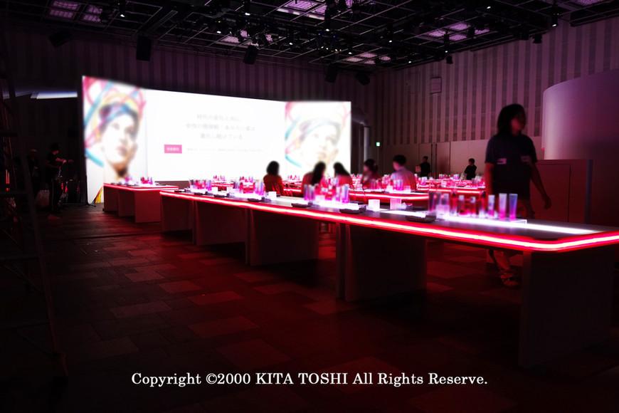 Lighting designer Kitatoshi's work (lighting program & lighting system design)