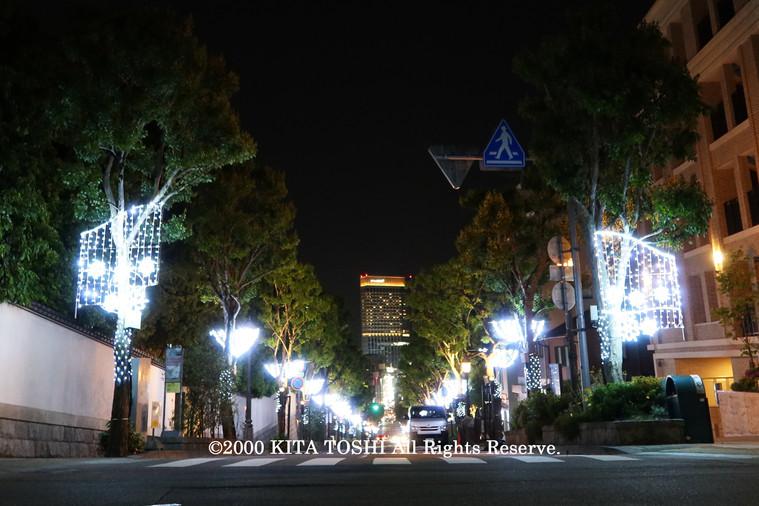 Illumination designer KITA TOSHI's design work 21Ki1 (lighting designer)