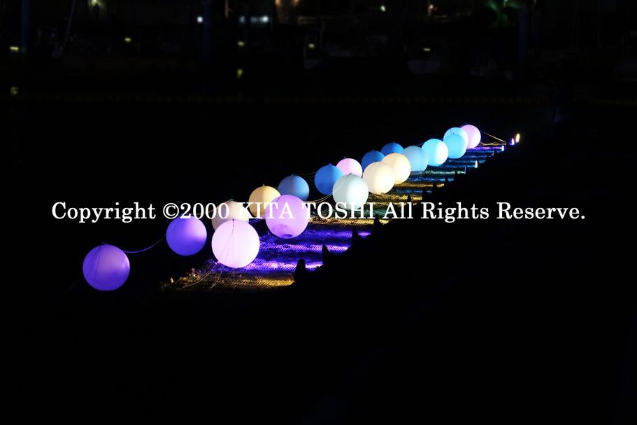 2021 illuminationDesigner&LightupDesigner作品SZ-5 KITATOSHI