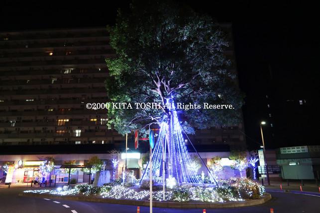 Illumination designer KITA TOSHI's work A-9 (lighting designer)