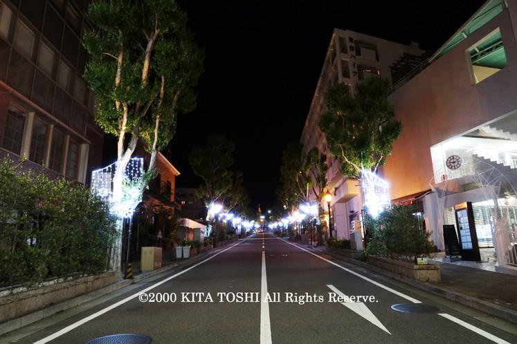 Illumination designer KITA TOSHI's design work 21Ki7 (lighting designer)