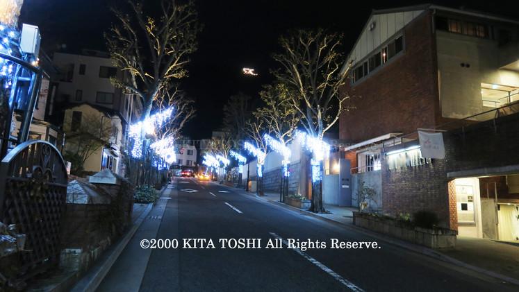 Illumination designer KITA TOSHI's design work 20Ki3 (lighting designer)