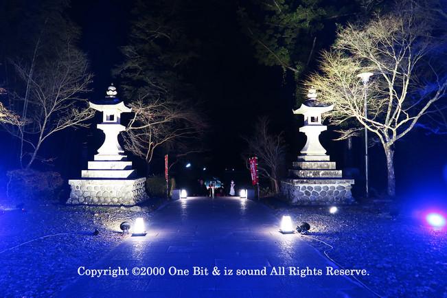 Temple Light-up DesignY4 KITA TOSHI