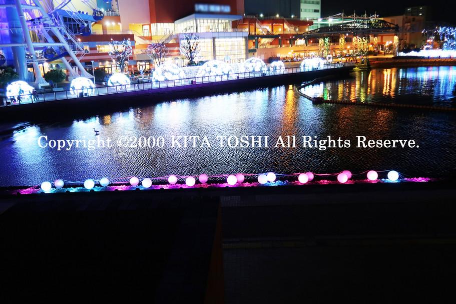 2021 illuminationDesigner&LightupDesigner作品SZ-4 KITATOSHI