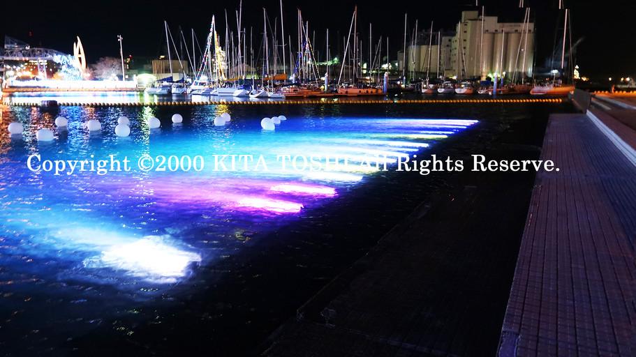 2021 illuminationDesigner&LightupDesigner作品SZ-2 KITATOSHI