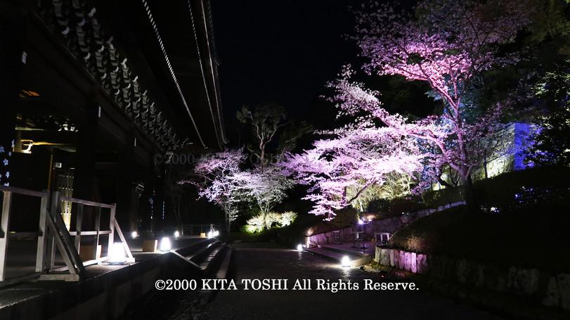 寺院ライトアップデザイナー作品Ci21-28 KITA TOSHI照明デザイナー
