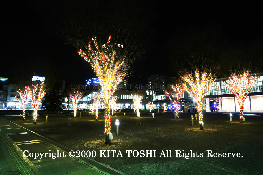2021 illuminationDesigner&LightupDesigner作品SZ-6 KITATOSHI