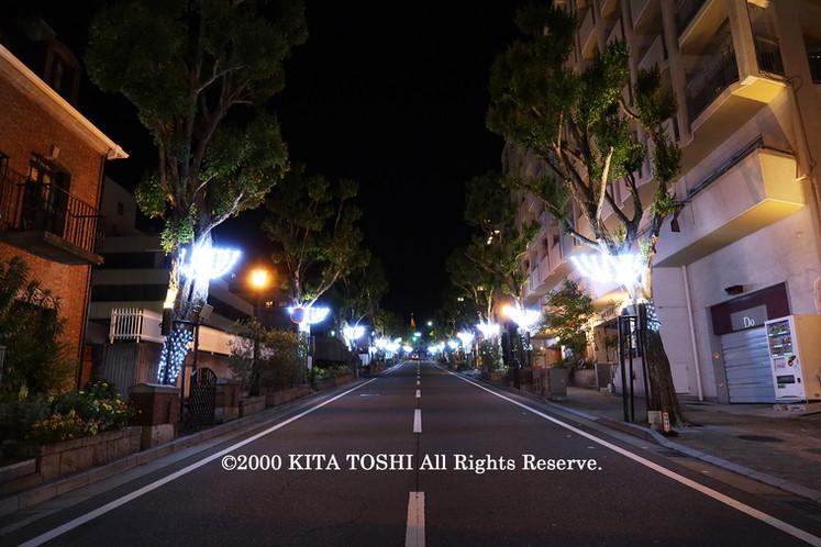 Illumination designer KITA TOSHI's design work 21Ki3 (lighting designer)