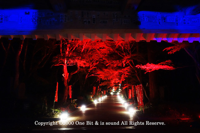 Temple Light-up DesignY17 KITA TOSHI