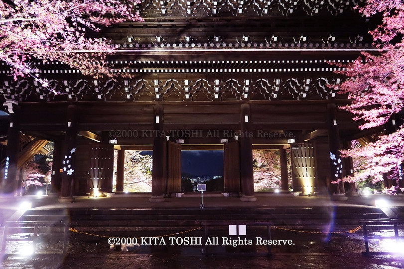 Temple Light-up Designer work Ci21-5 KITA TOSHI