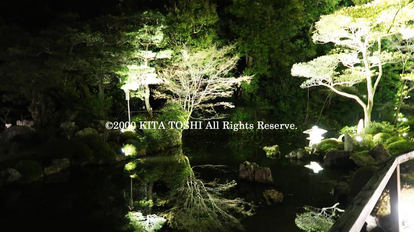 寺院ライトアップデザイナー作品Ci21-19 KITA TOSHI照明デザイナー