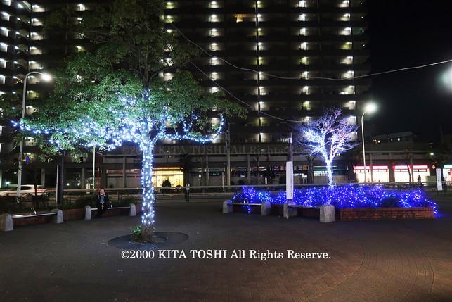 Illumination designer KITA TOSHI's work A-5 (lighting designer)