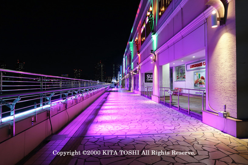 Light-up designer KITATOSHI's work Od9.j