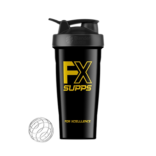 FX SUPPS- Blender Bottle