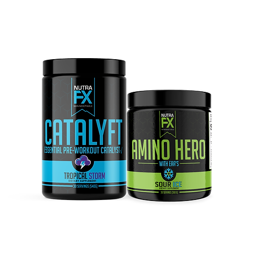 Catalyft & Amino Hero
