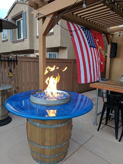 Complete Flames By Design Fire Pit Package