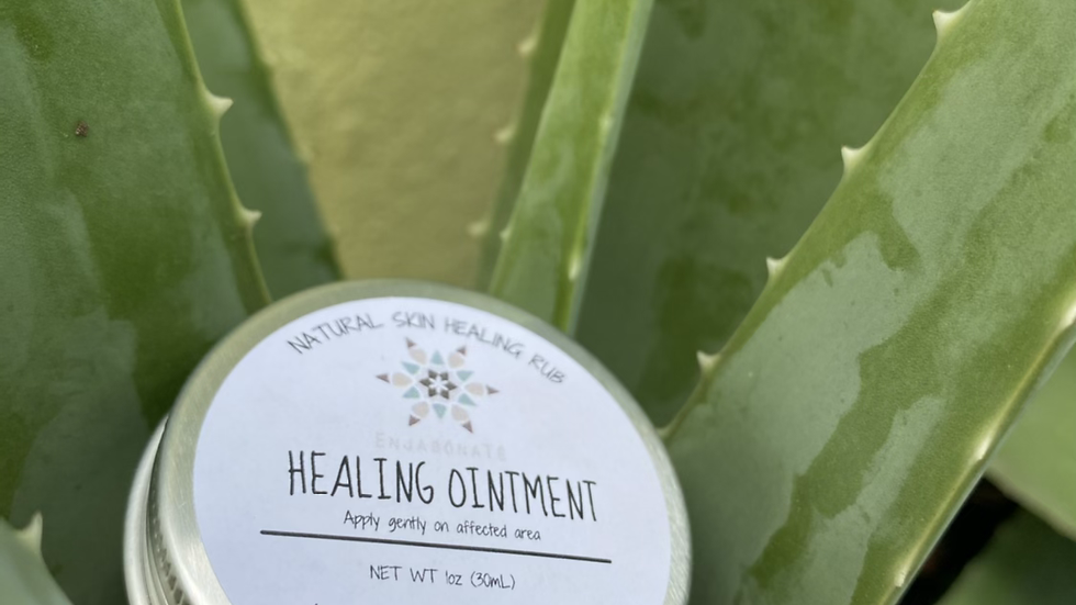 Healing Ointment & Tattoo Balm