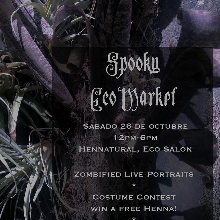 Spooky Eco Market