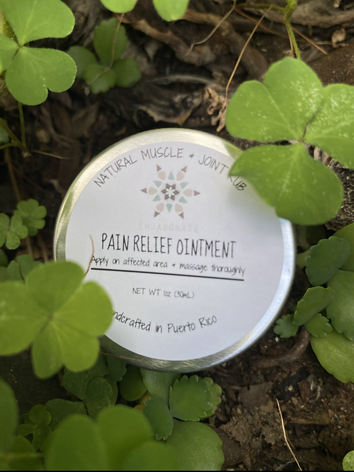 Pain Relief Ointment -Muscle & Joint Rub