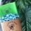 Thumbnail: Envoltura Ecológica 3 pack cuadrado -El Baile de las Abejas