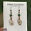 Thumbnail: Just a Phase leaf earrings by Living Elevated
