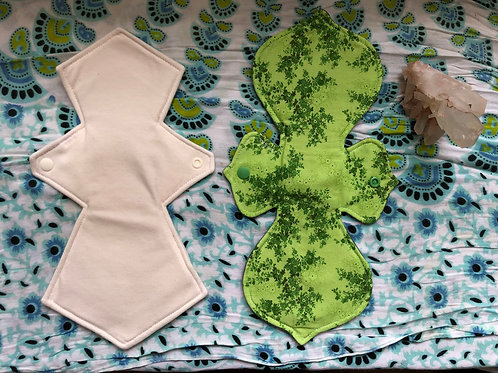 Overnight Reusable Menstrual Pad Linersitos
