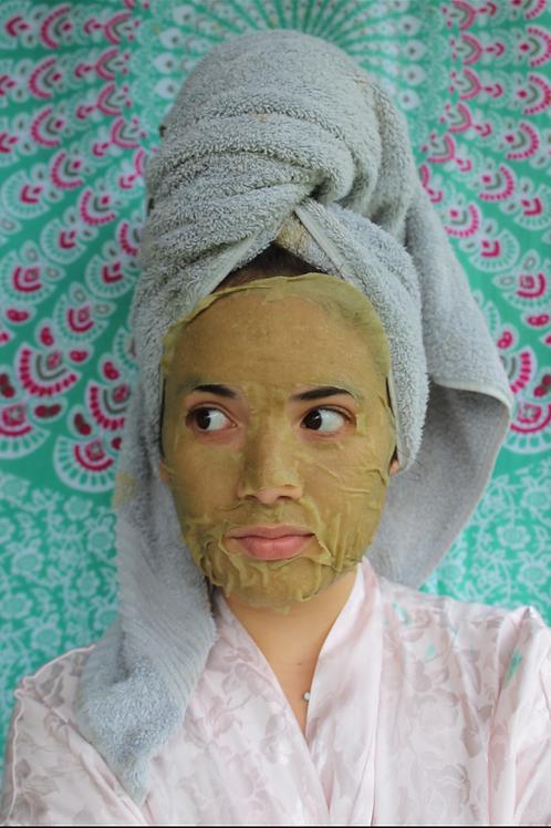 Face Mask: Refresh Cucumber & Argán